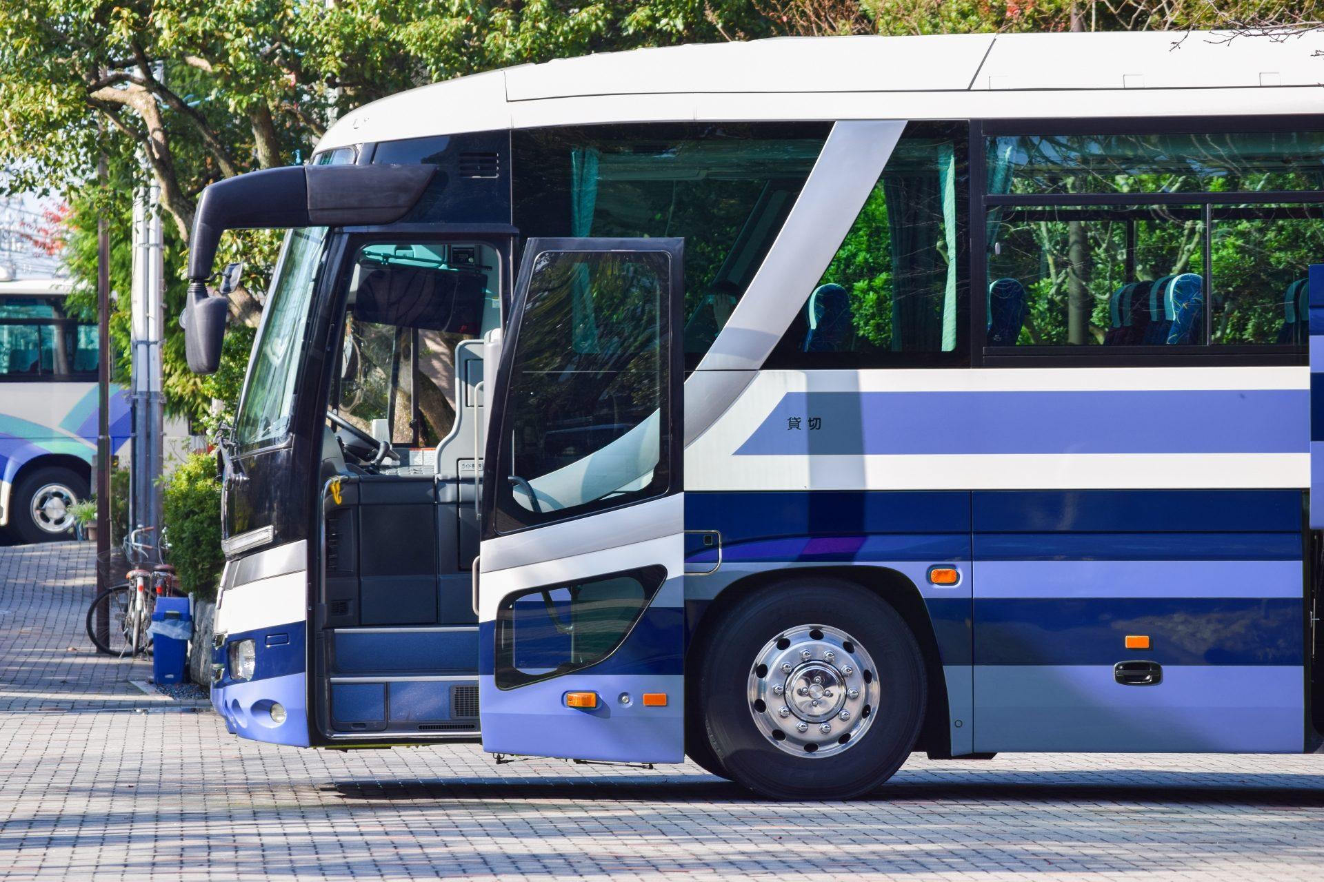 観光バスを特別価格でご提供!
